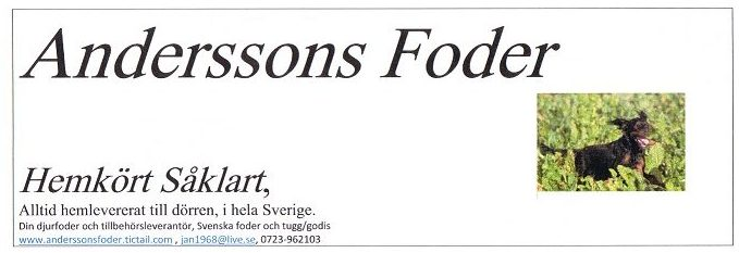 Andersson Foder