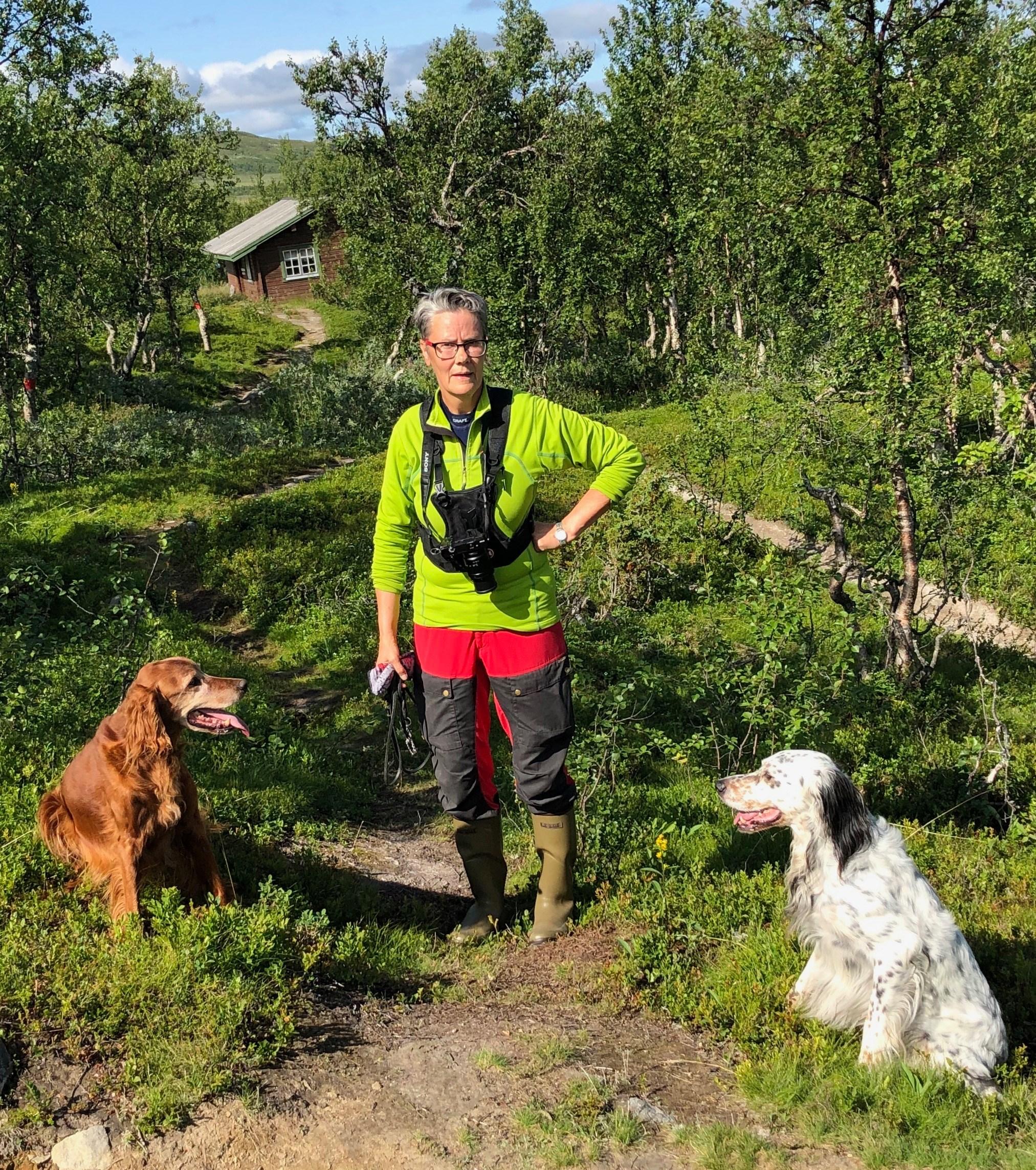Åsa Nilsson ordförande