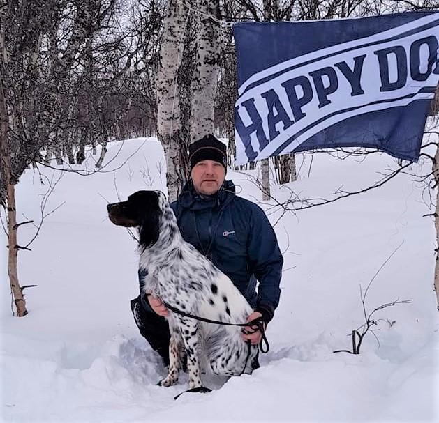 Torbjörn Ahnqvist Skedoms Nitro mars 2020
